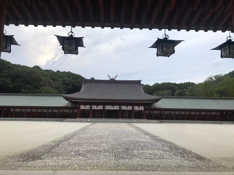 大神神社&橿原神宮参拝